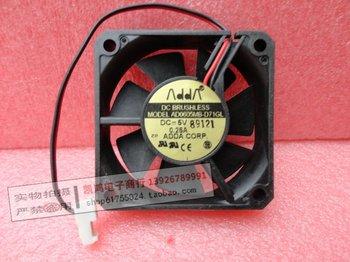 Adda ad0605mb-d71gl 5v 0.25a 6015 6cm switch cooling fan