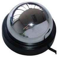 New! 700TVL 1/3 Effio Sony CCTV mirror Dome camera 3.6mm lens with OSD Menu, Free shipping