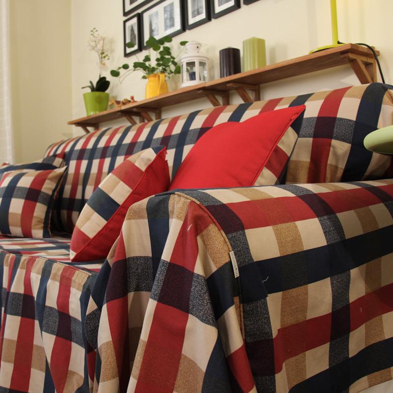Cheap sofa cotton cover set/cover fabric sectional/towel cushion sofa sets free shiping(China (Mainland))
