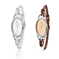 Promotions! Sell Cheap Fashion Watch Lady Leather Watch Free Shipping 4 Colors