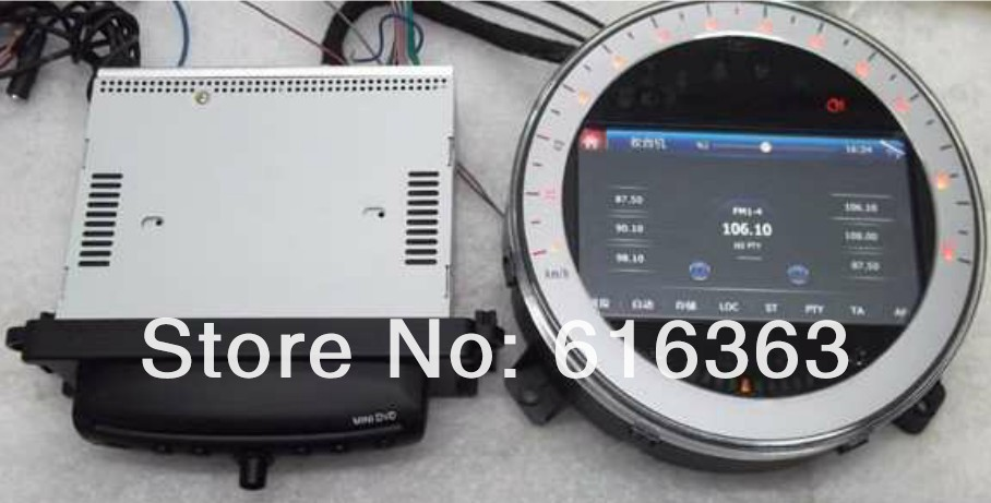 2013 Manufacturer provided For BMW MINI COOPER Car dvd player(China (Mainland))