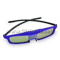 2013 wholesale 4 pcs/lot SY 28 Active shutter 3D glasses for DLP link projector on Sale