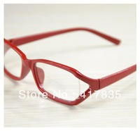 Free shipping women glasses 2013 fashion retro glasses frames for unisex eyewear glasses candy colored small box
