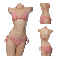 High Quality VS Victoria String Bikinis For Women Swimwear Sexy Swimsuits Beachwear The Bathing Suits Sale 2013 Summer B033