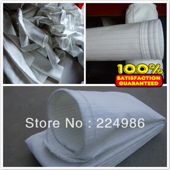 Glass fiber high temperature dust filter bag top quality hot dust filter bag