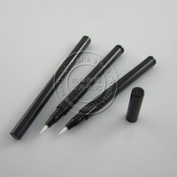 DHL Free shipping, 1.8ml cosmetic eyeliner pen, liquid eyeliner pen (empty package)