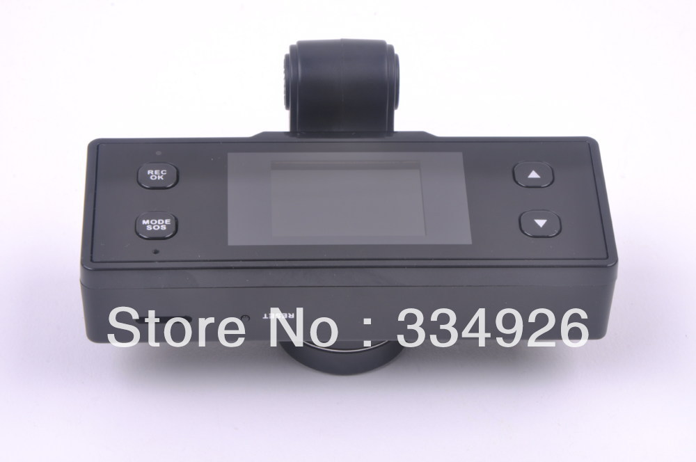 FULL HD GPS DVR Car Camera with G-sensor+4 digital zoom+super night vision(China (Mainland))
