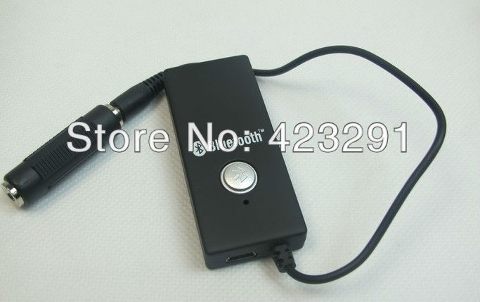 Bluetooth Audio music receiver dongle adapter with 3.5mm jack For iPhone/iPad/iPod/PC/hifi/tv(China (Mainland))
