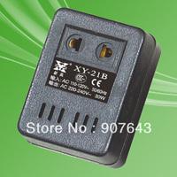 US 30W Voltage Converter 110V To 220V Travel Power Transformer Adapter Free Shipping