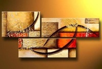 Modern Abstract Large Canvas Art Oil Painting (NO FRAME)*-*11
