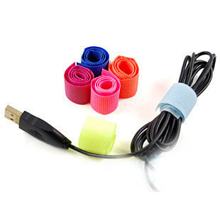 40pcs Mixed Cable Ties,nylon strap Power Wire Management,Marker Straps Velcro,Retail computer Cord Tad,tie wire(China (Mainland))