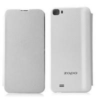 Original ZOPO ZP980 C2 Flip leather case cover