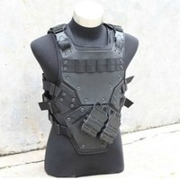 USMC Tactical Hunting Combat Vest Transformers vest (Black) Free shipping