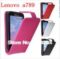 Free shipping china air post Guaranteed 100% original Lenovo a789 mobile phone case lenovo a789 a789 holsteins protective case
