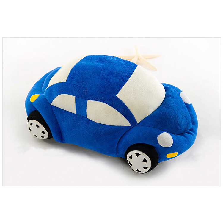 Sedan car model plush toy pillow child gift birthday gift girls dolls cloth doll(China (Mainland))