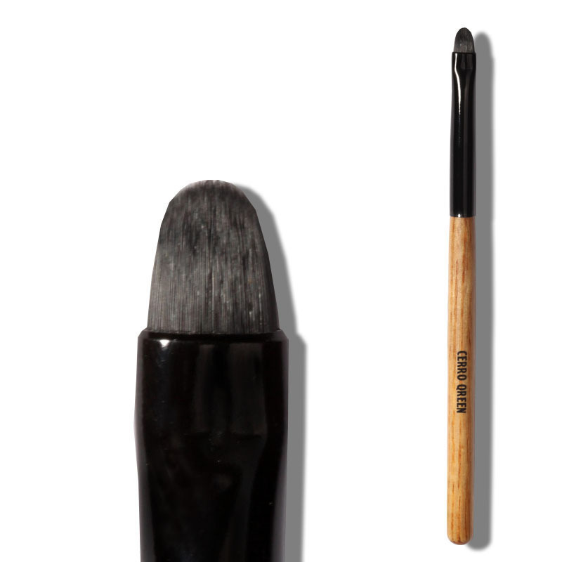 Cosmetic brush make-up cerro qreen h series 10 fine eyeliner brush eyeliner cream(China (Mainland))