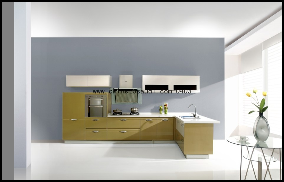 Kitchen cabinets made in Guangdong(China (Mainland))