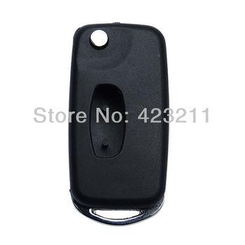 Blank Flip Remote Key Shell Case For Mitsubishi Outlander Grandis  FT0022