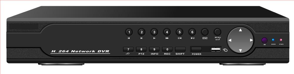 Free Shipping 24ch dvr Stand Alone 24ch CCTV dvr 3G DVR 24ch HDMI dvr cloud tech nat/P2P DVR/PNP(plug-n-play)(China (Mainland))