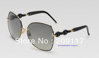 Free shipping gift luxuriou Elegant female fashion sunglasses  GG4217 Anti-UVA anti-UVB