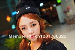 Free shopping 2013 fashion popular new Very cool bird children cap of four colors cool visors(China (Mainland))