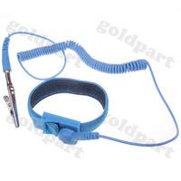 1pcs  LEKO Anti-static Wrist Strap Belt Hook Loop