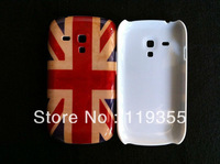 1pcs Vintage British UK Flag Hard Back Case Cover For Samsung Galaxy S3 Mini i8190, Freeshipping