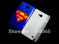 Retail For Samsung Galaxy Note i9220 N7000 S Superman Hard Back Case, Freeshipping