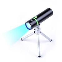 Night fishing lights superacids 5w blu ray fishing lights belt mount flashlight fishing lights