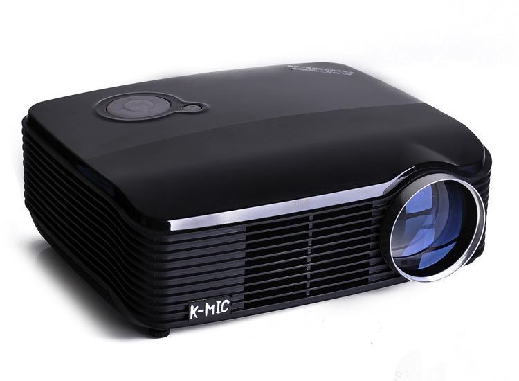 Qau highlight the , hd , household ktv led projector(China (Mainland))