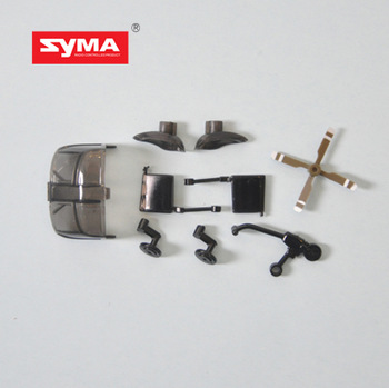 3PC 3x Electric helicopter syma s102g-04 decorations remote control aircraft accessories + Registered Mail Service