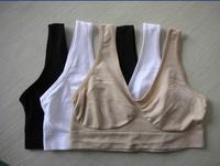 Big discount Free shipping 1pcs Sexy Seamless sport yoga bra Leisure similar Ahh / Genie sport leisure Bra - No box