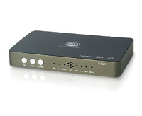 HOT 2D To 3D Video Converter Support HD 2D video converts to 3D ready DLP Projector Convert 2D to 3D