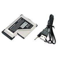 Express Card Expresscard 54mm to USB 3.0x2 Port Adapter