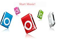 free shipping Gift MP3 mini clip MP3 Player