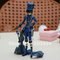 Free Shipping Black Butler Kuroshitsuji Ciel Phantomhive PVC Action Figure Collection Model