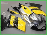 B180 Yellow Black Fairing Kit For K1200S 05-08 K 1200S 2005-2008 K1200 S 05 06 07 08 2005 2008