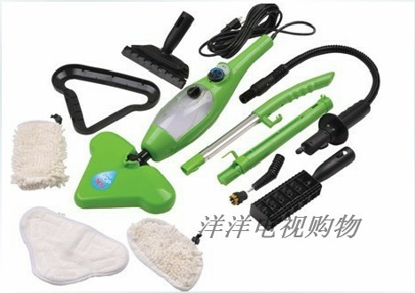 H2O Mop X5 5-in-1 Steam Cleaner with Microfiber Pads(China (Mainland))