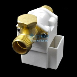 "Electric Solenoid Valve For Water Air N/C 12V DC 1/2"" Normally Closed TK0377(China (Mainland))"