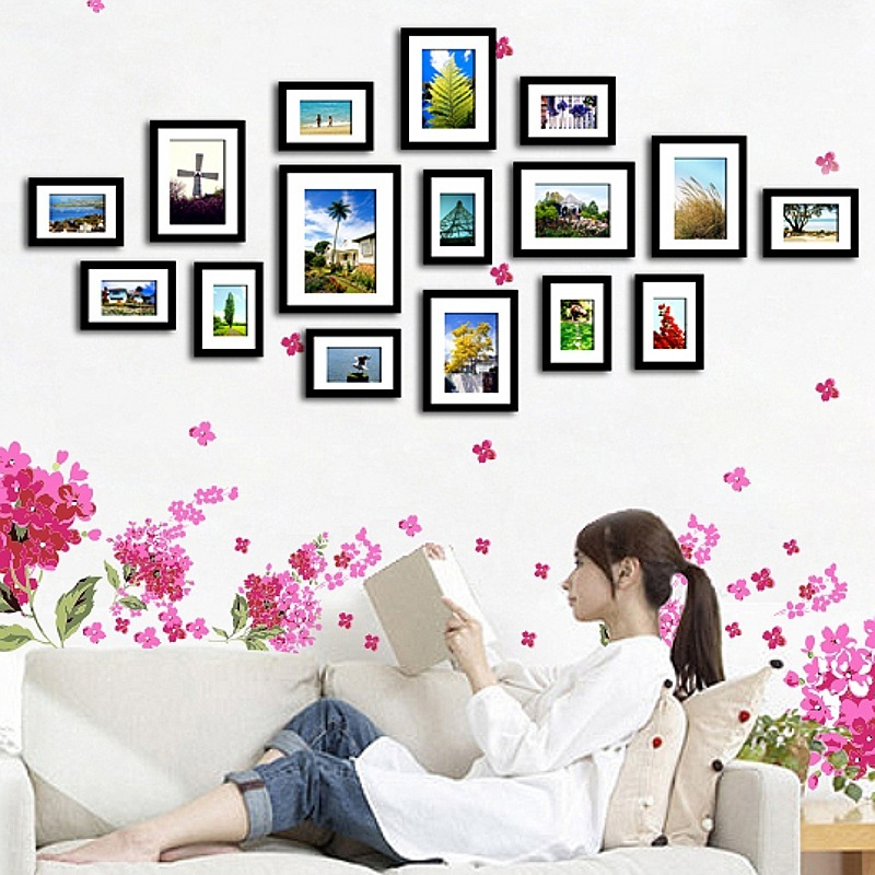 D16 photo frame photo wall photos of wall photo frame(China (Mainland))