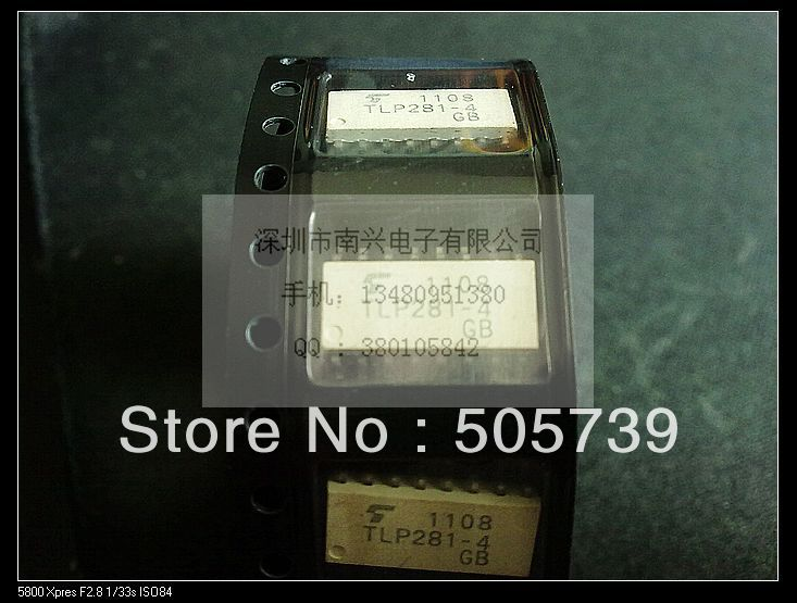 TLP281-4GB TLP281-4 new original fake a lose one hundred more than 100 under Pen(China (Mainland))