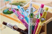 Free Shipping ! Wholesale Pen , 420PCS/Lot , Korean Stationary Animals Pure Color Ballpoint Pen / Plastic Ball Pen / Ball Pen