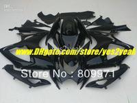 Fashion Complete Gloss Black Fairing for SUZUKI GSXR 600 750 06 07 K6 GSX-R 600 750 2006 2007 GSXR600 GSXR750 06 07