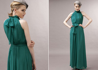 2013 New Arrival Fashion Unique Collar Women Dress Gentlewoman Dress Summer Wholesale Free Shipping 30259