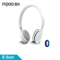New Rapoo h6060 Stereo Bluetooth Earphones bluetooth adapter headset Free Shipping