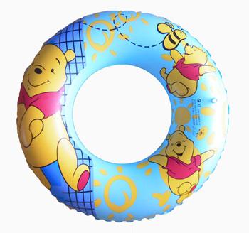 Child swimming pool cartoon child swim ring bunts 8 - 14 76cm box