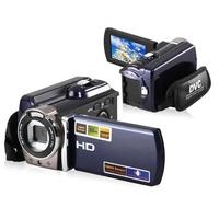 Full HD 1080P Camcorder 16x Zoom 3.0 Inch TFT Digital Still Camera TS-604
