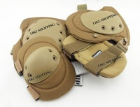 MIL FORCE Advanced Tactical Knee & Elbow Pads Tan free ship