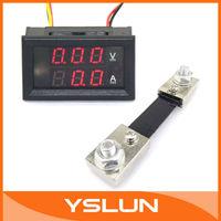 Вольтметр Voltmeters 5 /0,56 DC 0/99.9v #090125 Digital Voltmeter