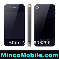 "3.5"" Capacitive Multi-Touch Screen Quad Band 4G I4 MTK6515 1.0GHz CPU / 256M RAM / Built-in 2-32GB / Android 2.3 Smart Phone"